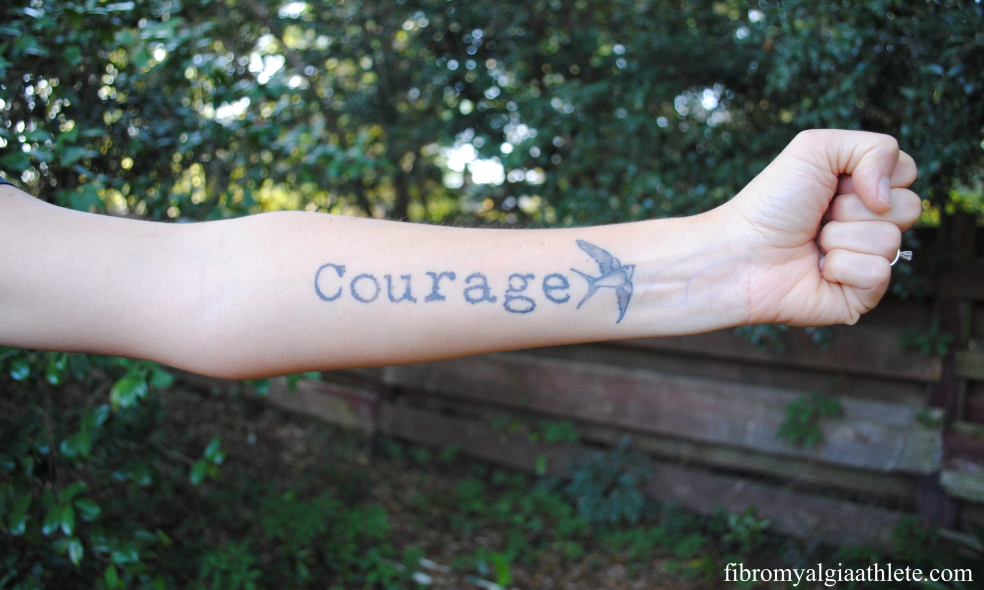 Fibromyalgia Athlete