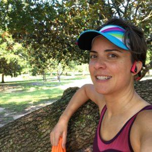 low ferritin runner